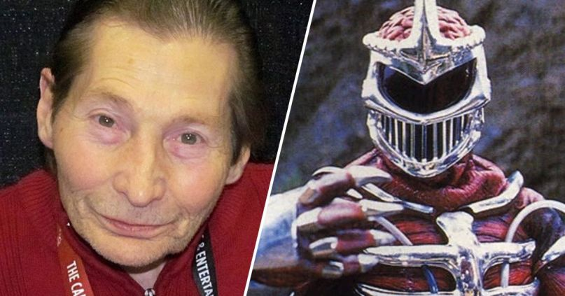 Robert Axelrod, voice fo Lord Zedd