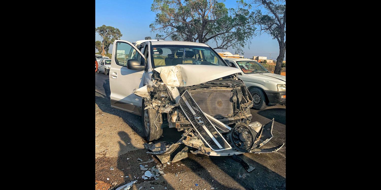 Sabaton Involved in Serious Car Crash in Tunisia