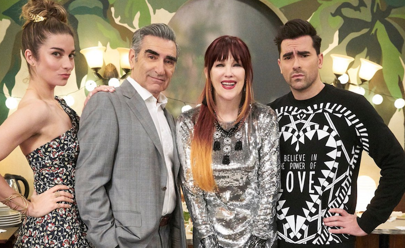 Schitt's Creek cast season 5 netflix