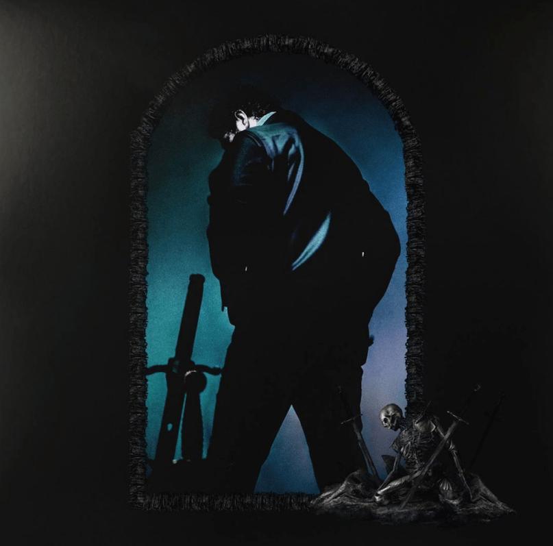Post Malone Album Cover: Post Malone - Hollywood's Bleeding