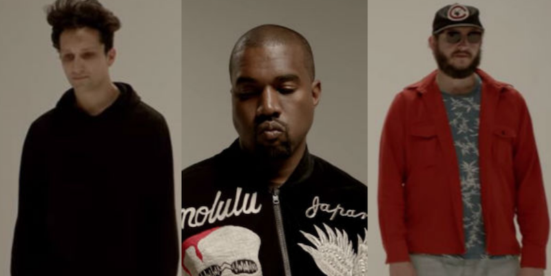 """Kanye West and Bon Iver join Francis and the Lights on new song """"Take Me to the Light"""": Stream"""