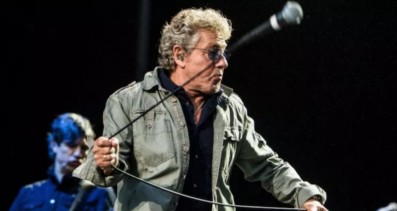 """The Who debut new song """"Big Cigars"""" live in NYC: Watch"""
