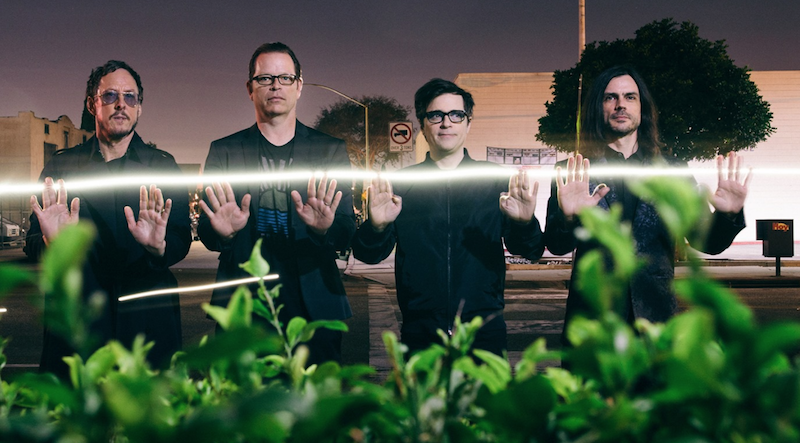 "Weezer announce new album Van Weezer, share ""The End of the Game"": Stream"