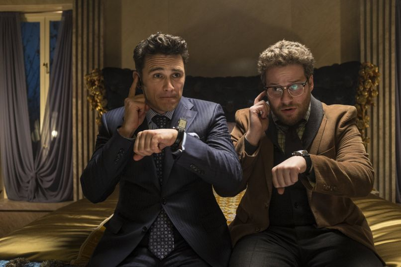 Seth Rogan in The Interview, Columbia Pictures