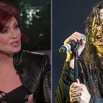 Sharon Osbourne details Ozzy's injuries