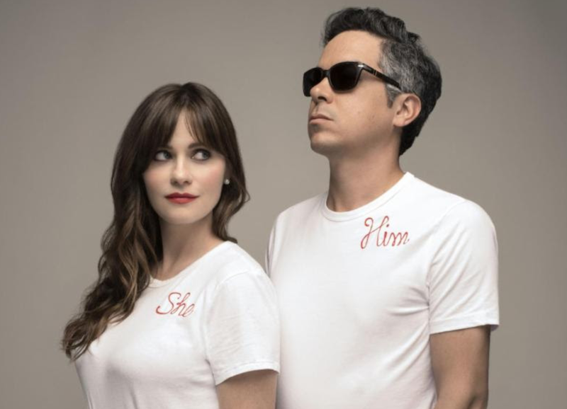 She And Him Christmas.She Him Announce 2019 Christmas Tour Dates Consequence