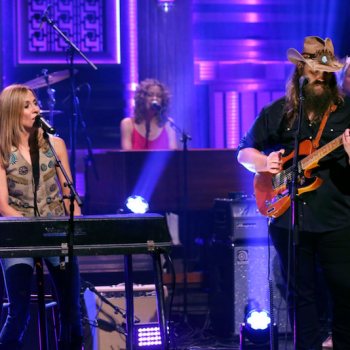 Sheryl Crow and Chris Stapleton on The Tonight Show Starring Jimmy Fallon Tell Me When It's Over