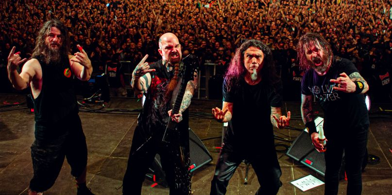 Slayer movie and concert film