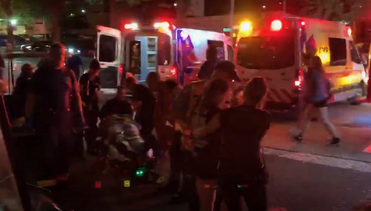 25 people injured after stage barricade collapses at Bumbershoot Festival