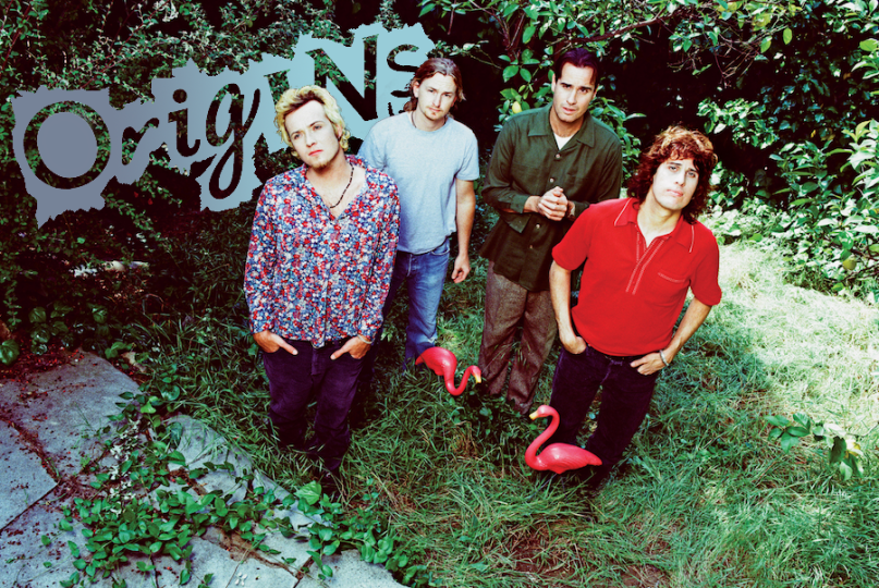 Stone Temple Pilots Origins Lisa Johnson Meatplow live purple