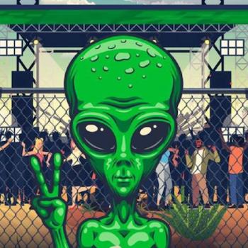 Storm Area 51 Alienstock Festival