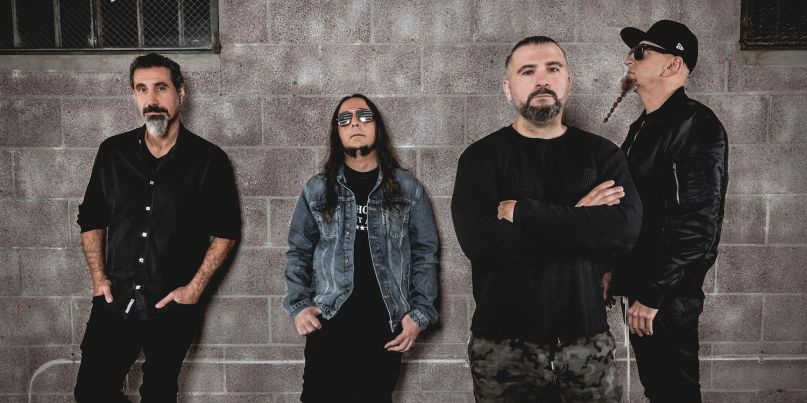 System of a Down announce 2020 Europe Tour