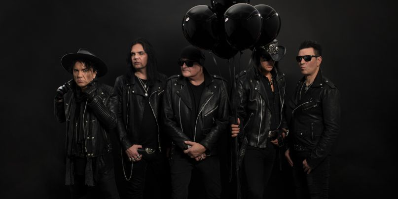 The 69 Eyes Announce 2020 US Tour With Wednesday 13 And