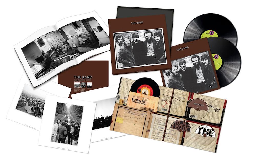 "The Band announce 50th anniversary self-titled box set, share alternate version of ""Rag Mama Rag"": Stream"
