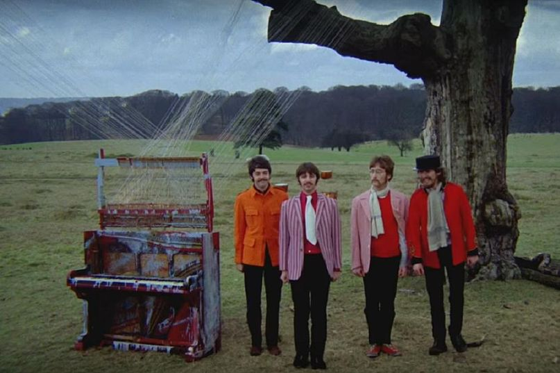 "The Beatles '""Strawberry Fields Forever"""