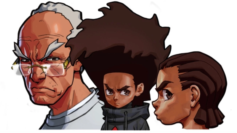 The Boondocks revival gets two-season pickup from HBO Max
