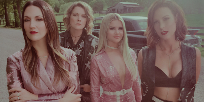Country supergroup The Highwomen release self-titled debut album: Stream