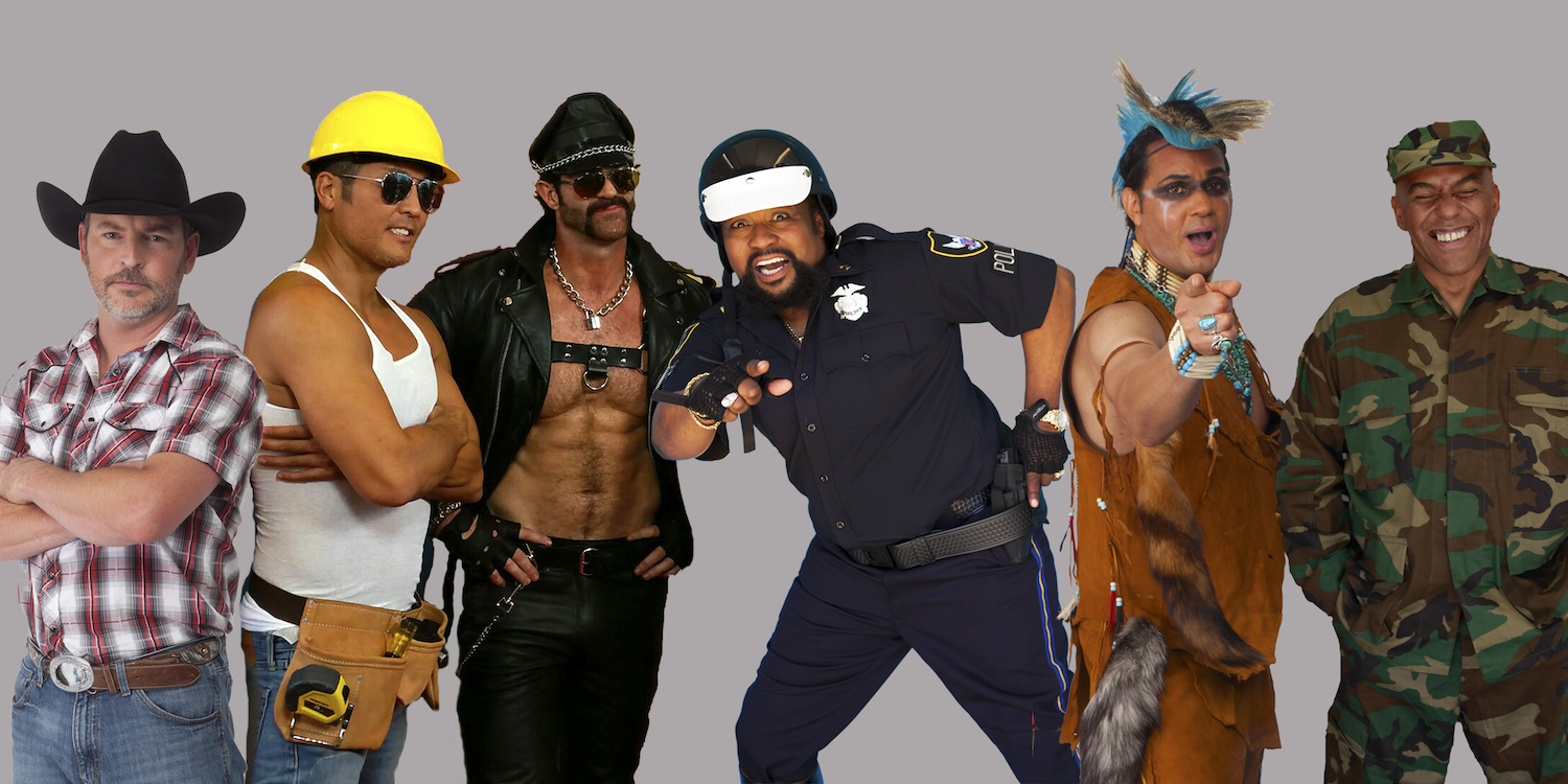 The Village People incite unlikely circle pit and wall of death at Riot Fest: Watch