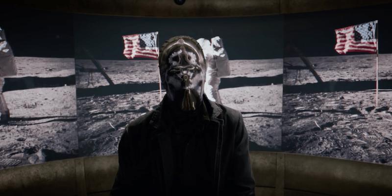 Hbo Sets October Premiere Date For Damon Lindelof S Watchmen