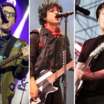 Weezer Green Day Fall Out Boy Hella Mega Tour 2020 announcement
