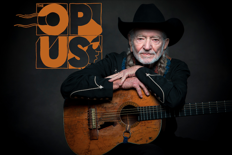 The Opus Podcast to explore Willie Nelson's Red Headed Stranger with new host Astronautalis