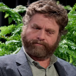 Zach Galifianakis in Between Two Ferns