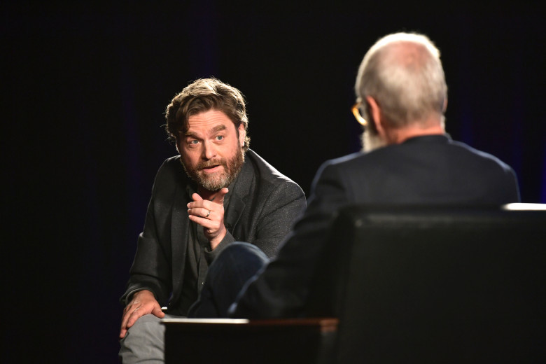 Between Two Ferns: The Movie (Netflix)