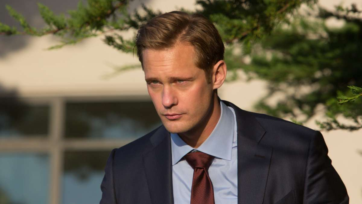 Alexander Skarsgard cast as Randall Flagg in Stephen King's The Stand miniseries