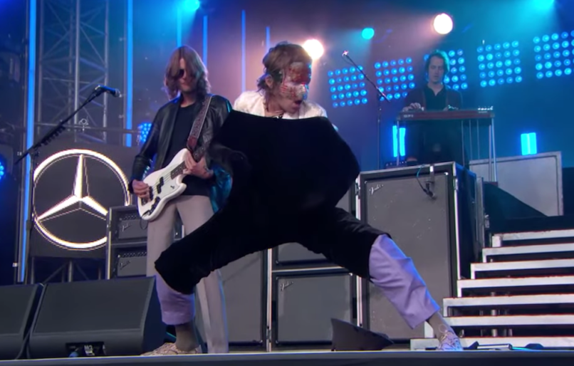 cage the elephant kimmel performance social cues ready to let go video