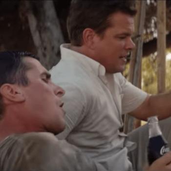 Ford v Ferrari Matt Damon Christian Bale James Mangold New Trailer