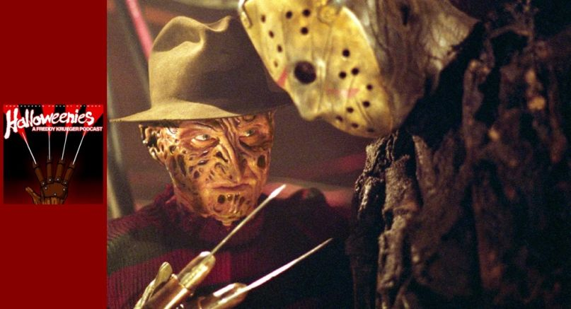 Freddy vs. Jason Podcast