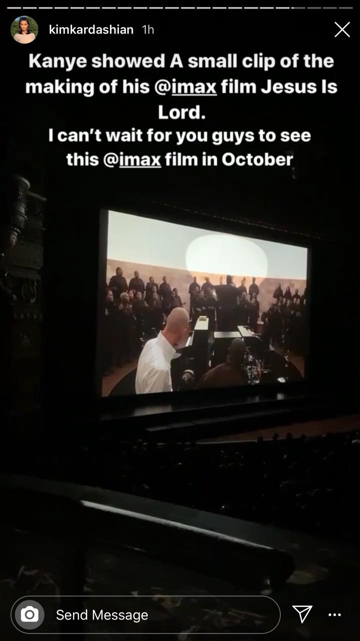 kanye jesus is lord film