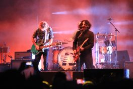 The Raconteurs at Riot Fest 2019, photo by Heather Kaplan