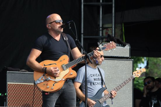 Ride at Riot Fest 2019, photo by Heather Kaplan