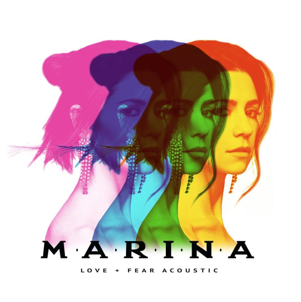 love fear acoustic marina artwork MARINA performs Karma on Kimmel: Watch