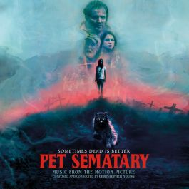 Pet Sematary Cover Artwork (Waxwork Records)
