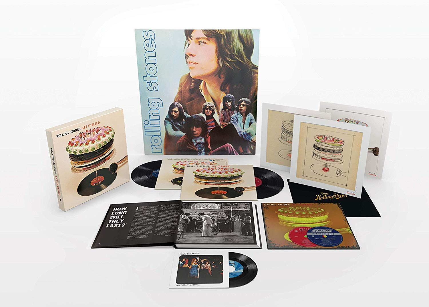 rolling stones reissue let it bleed 50th anniversary The Rolling Stones announce 50th anniversary reissue of Let It Bleed