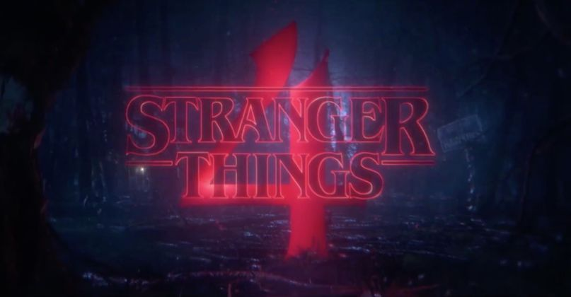 Stranger Things 4 Teaser Trailer