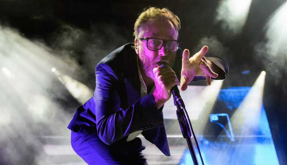 The National Announce New Live Album Juicy Sonic Magic Consequence Of Sound