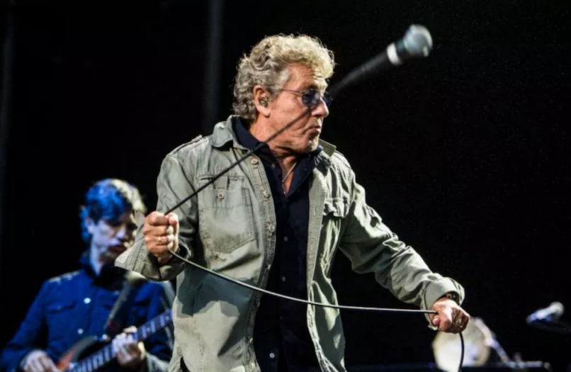 the who big cigars live debut video