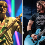 weezer nirvana dave grohl foo fighters Lithium cover rock in rio
