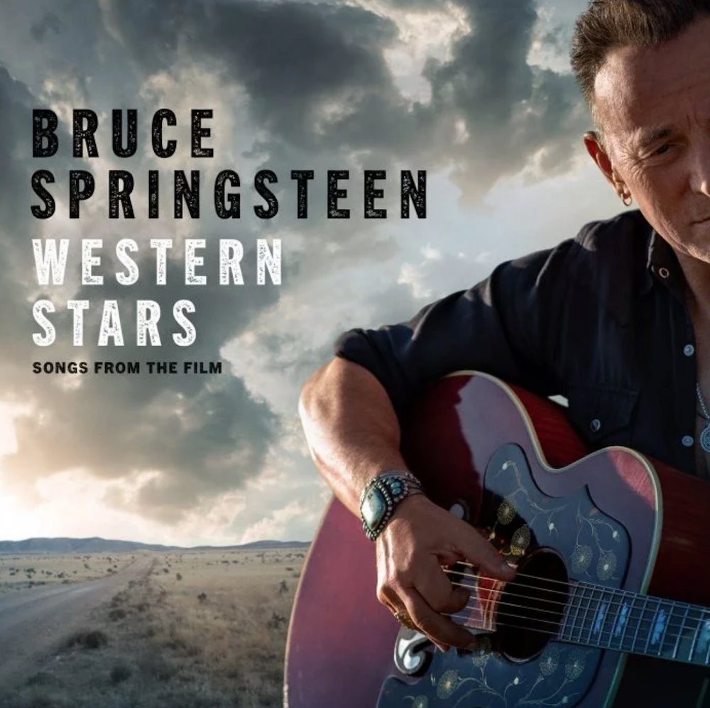western stars film soundtrack artwork Bruce Springsteen reveals new Western Stars film soundtrack: Stream