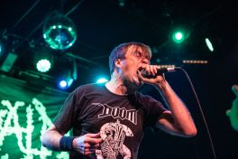 Napalm Death at Bowery Ballroom