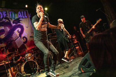Sick of It All at Bowery Ballroom