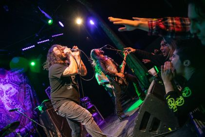 Municipal Waste at Bowery Ballroom