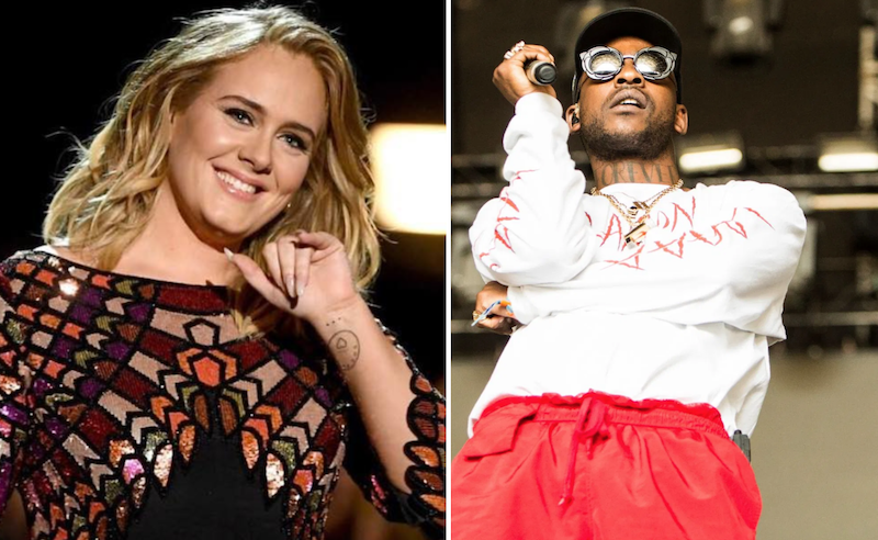 Adele Rumored To Be Dating Skepta Consequence Of Sound