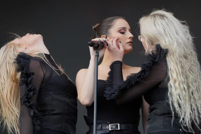 BANKS at Austin City Limits 2019, photo by Amy Price