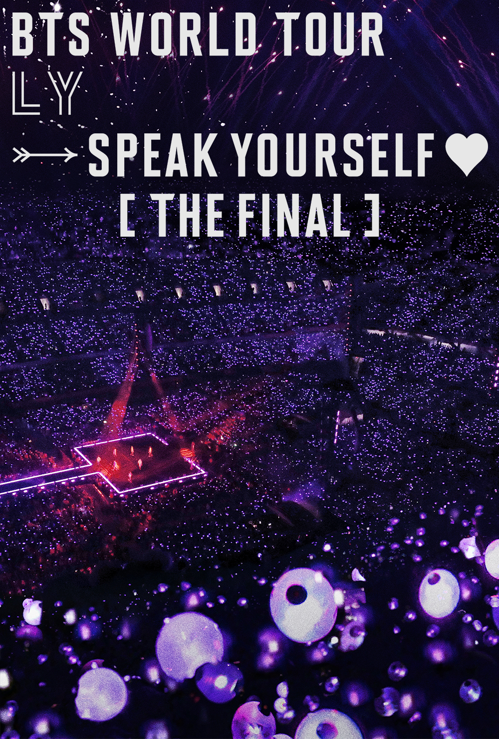 Bts Announce Concert Film Love Yourself Speak Yourself The Final Consequence Of Sound