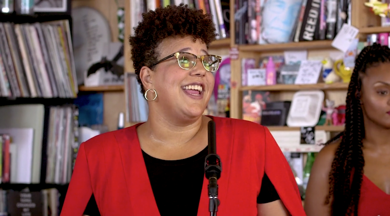 Brittany Howard performs NPR Tiny Desk Concert: Watch