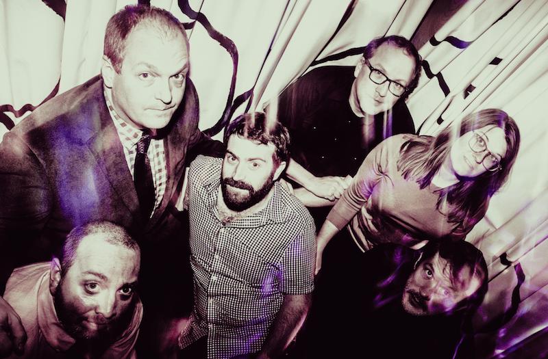 Cursive Get Fixed new album JP Davis Stranded Satellite